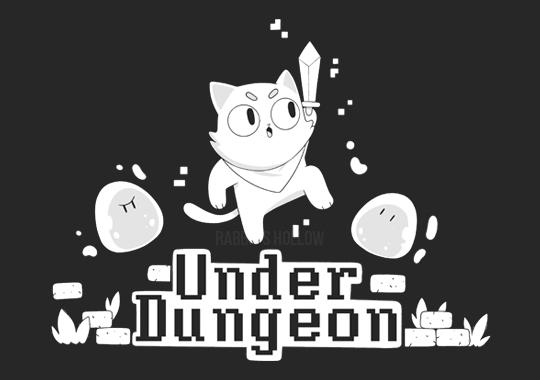 Under Dungeon imatge de portada